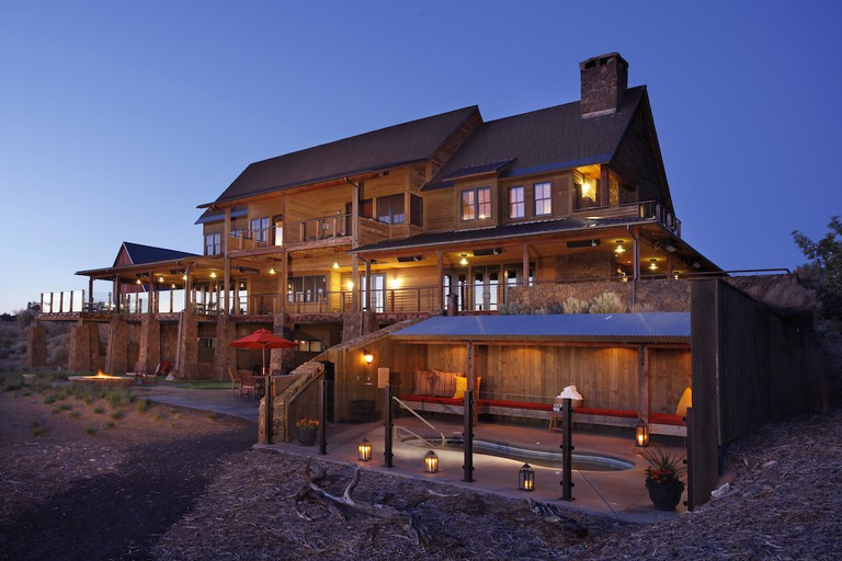 Ranch House Suites and Sage Canyon Cabins | Courtesy of Brasada Ranch
