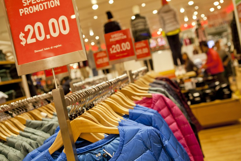 Uniqlo's apparel is slightly different depending on the market