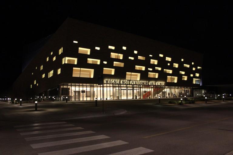 Wagner Noel Performing Arts Center, Midland, Texas | © Nicolas Henderson/Flickr