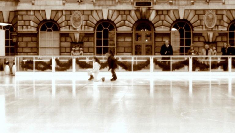 Ice skating | © J D Mack/Flickr