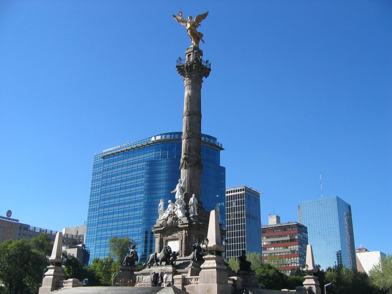 Ángel de la Independencia | © Omar/Flickr