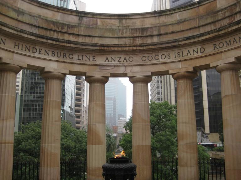 Shrine of Remembrance, Brisbane | © David Ashford / Flickr