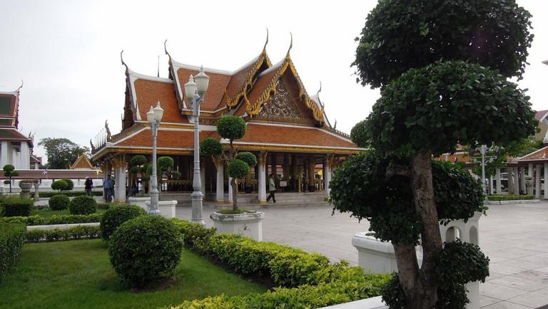 King Rama III Memorial Park, Ratchadamnoen Klang Road, Bangkok
