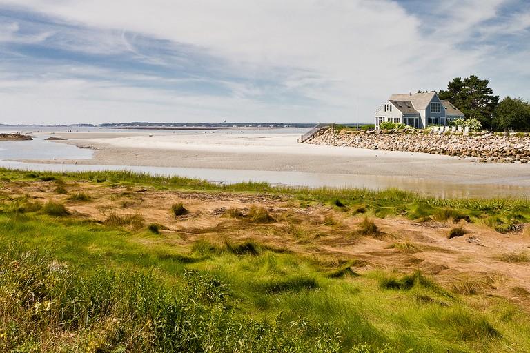 Goose Rocks Beach | © Jean-François Renaud/Flickr