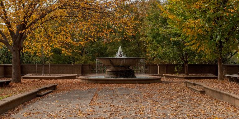 Meridian Hill Park, W Street Northwest