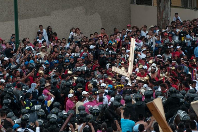 Pasión del Cristo, México | © Eneas De Troya/Flickr