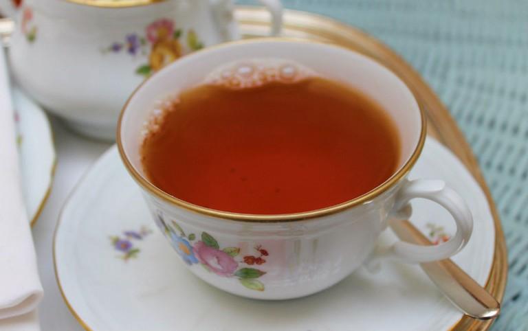 Clarinda's Tea Room, Edinburgh