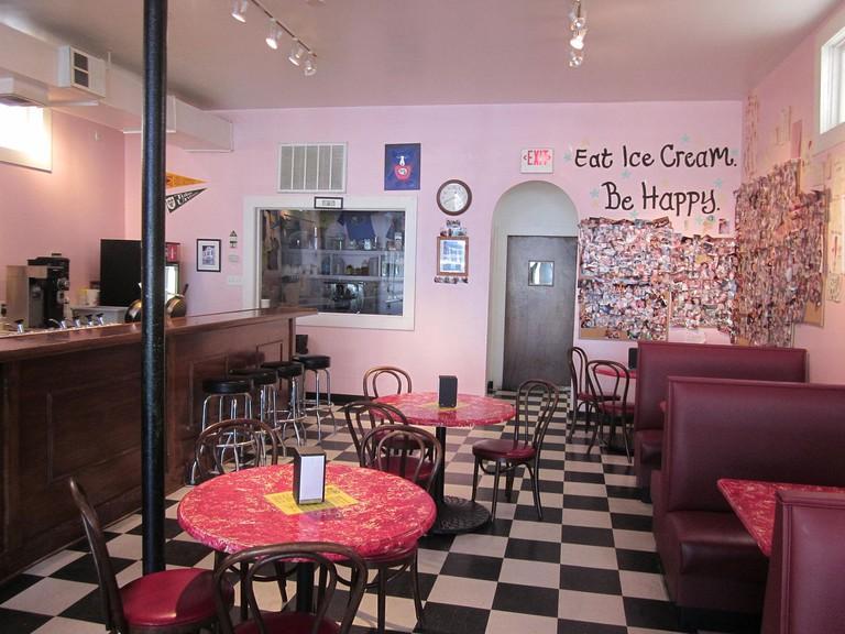 Creole Creamery, Prytania Street, Uptown New Orleans