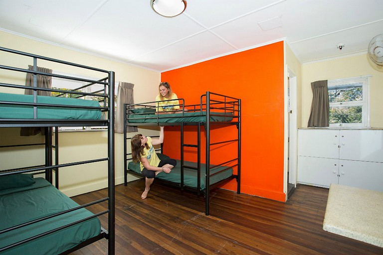 Dorm | Courtesy of Backpackers in Paradise