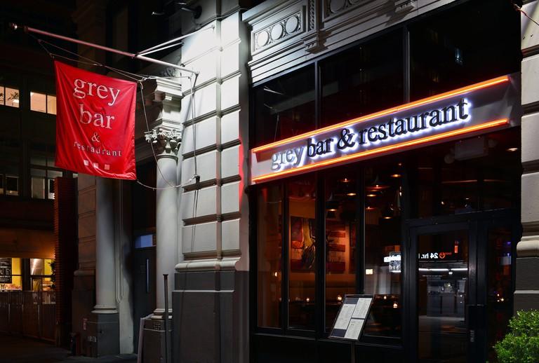 Grey Bar and Restaurant