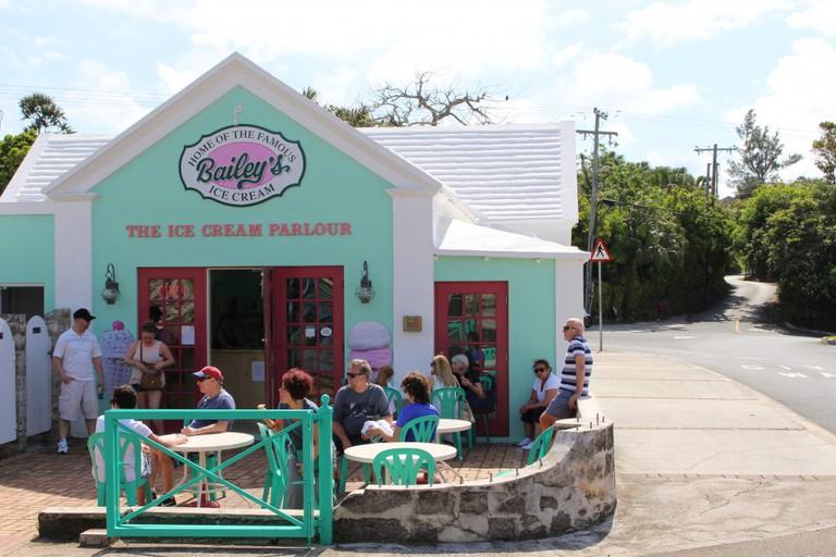 Bailey's Ice Cream | © Annisha Lashand