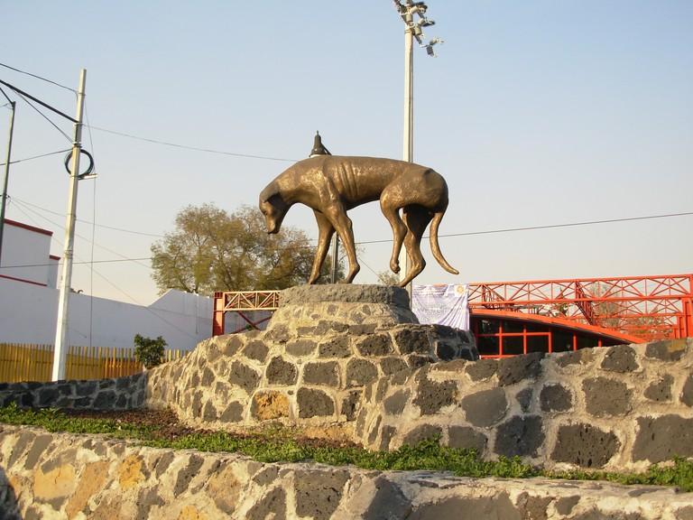 Estatua al Perro Callejero   © Erick1984/WikiCommons