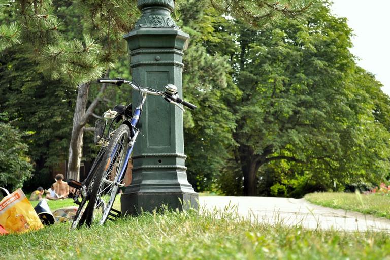 Parc des Buttes-Chaumont │© Frédérique Voisin-Demery