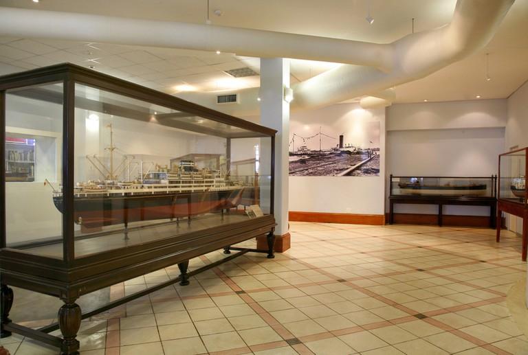 Maritime Centre © Carina Beyer/Courtesy of Iziko Museums