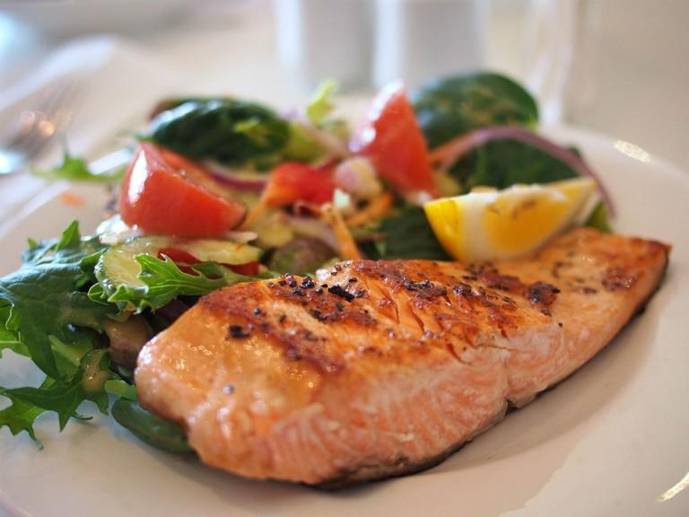 Salmon | © cattalin/Pixabay