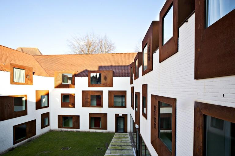 Snuffel Hostel, Bruges