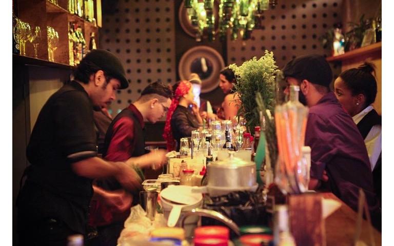 Stuzzi bar in Leblon