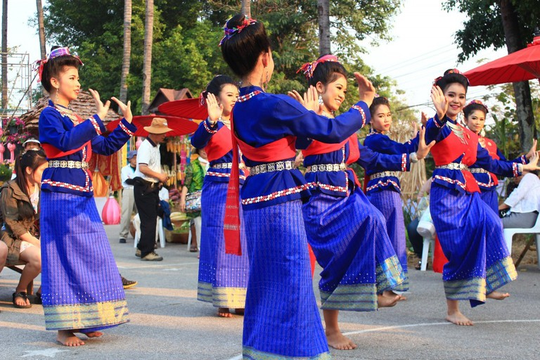 Traditional Thai Dance Courtesy of Pixabay