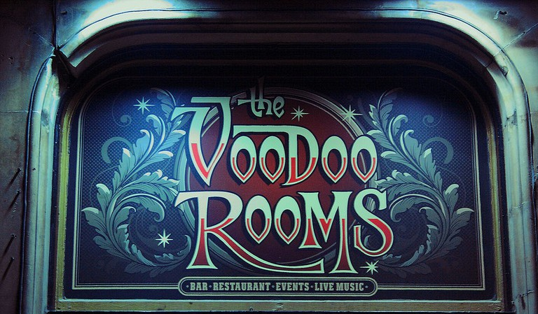 Voodoo Rooms | © Brian McNeil/WikiCommons