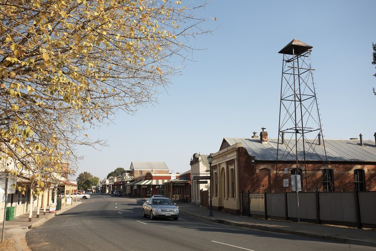Chiltern | Courtesy of North East Victoria Tourism © Peter Dunphy