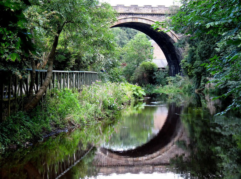 Water Of Leith | © Spencer Means/Flickr