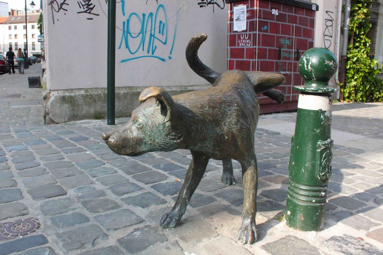 Brussels' favorite human companion | © Jean-Pol Lejeune/courtesy of visitbrussels.be