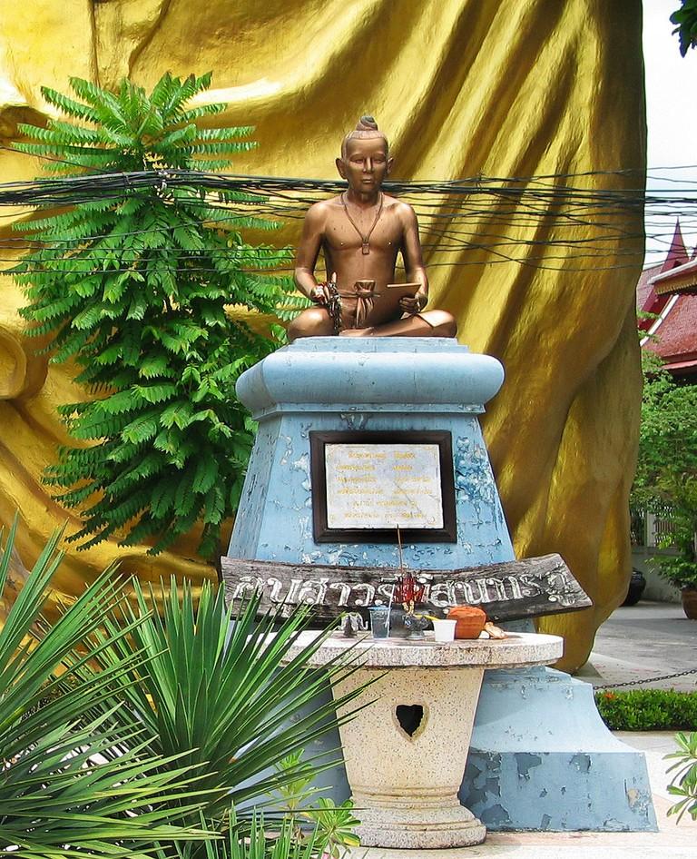 sun thorn phu monument