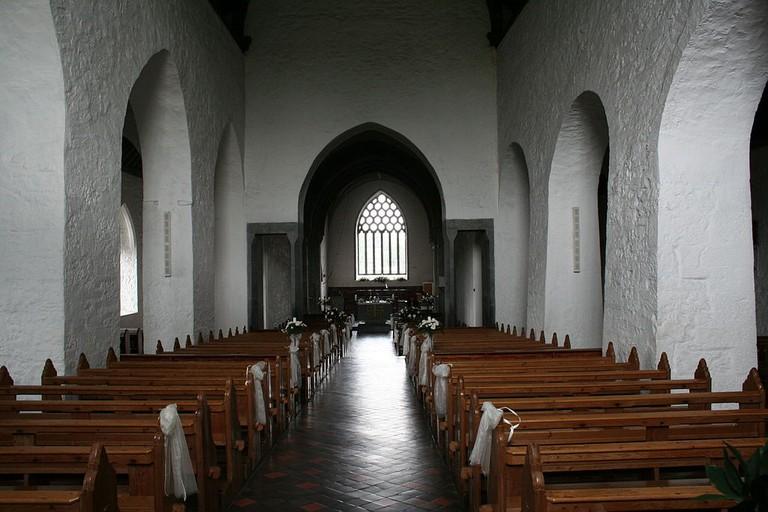 Holy Cross Abbey | © Ramón/WikiCommons