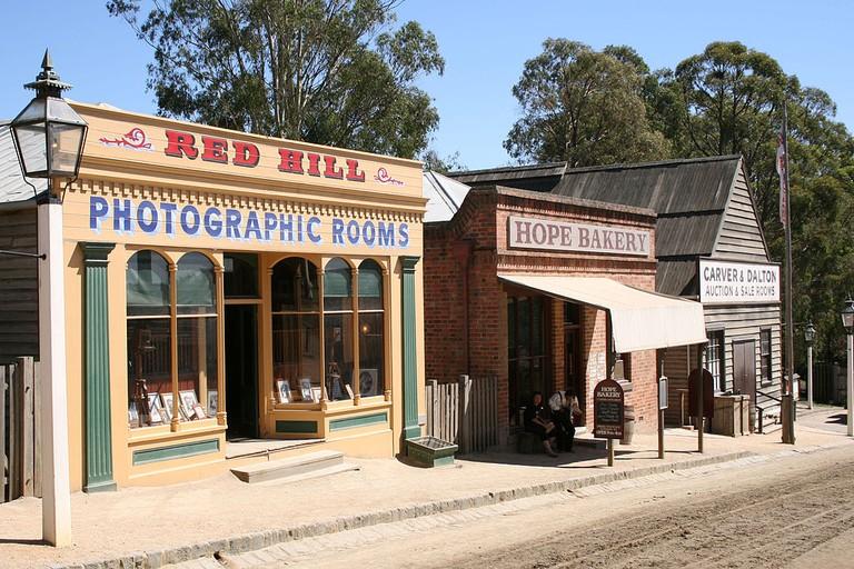 Sovereign Hill, Ballarat, Australia | ©Mike Lehmann/WikiCommons
