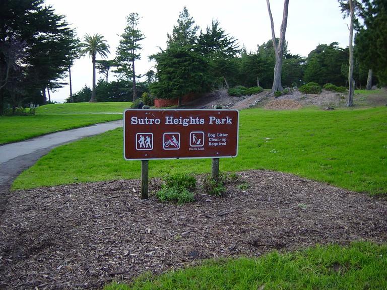Sutro Heights Park