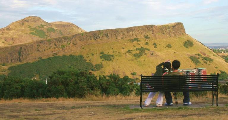 Arthur's Seat | Courtesy Of This Is Edinburgh