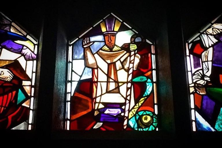Window at Glenstal Abbey | © Corey Taratuta/Flickr