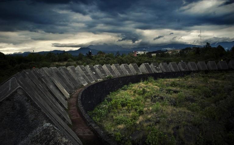 Espacio Escultórico, UNAM | © Eneas De Troya/Flickr
