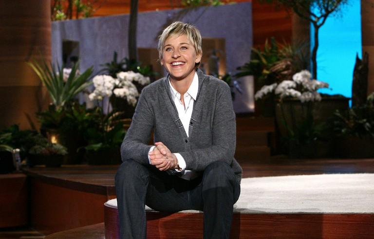 Ellen DeGeneres   ronpaulrevolt2008/Flickr