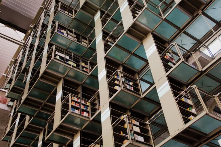 Biblioteca Vasconcelos | © LWYang/Flickr