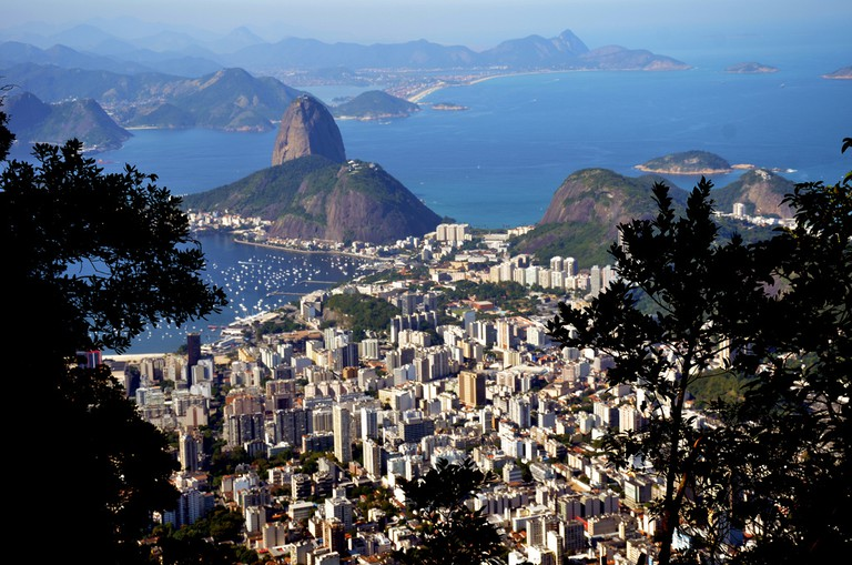 View over Guanabara Bay  @ Rodrigo Soldon 2/Flickr