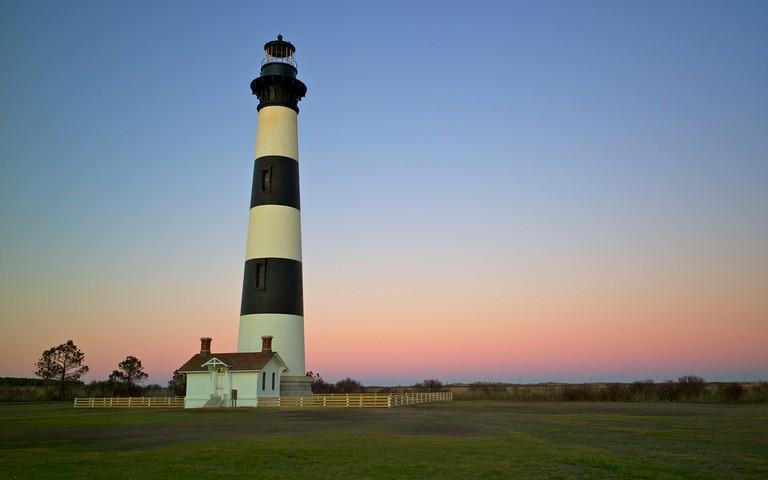 Bodie Lighthouse, North Carolina | © squishyray/Flickr