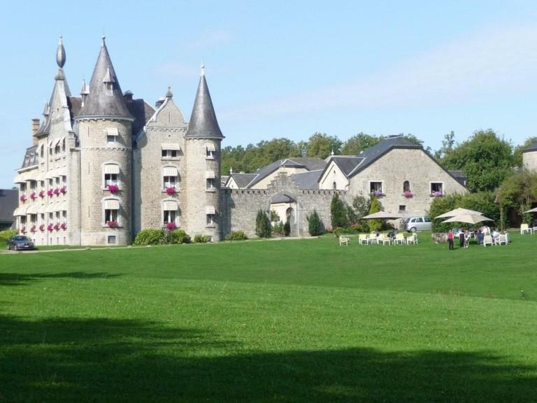 Château d'Hassonville | Courtesy of Château d'Hassonville