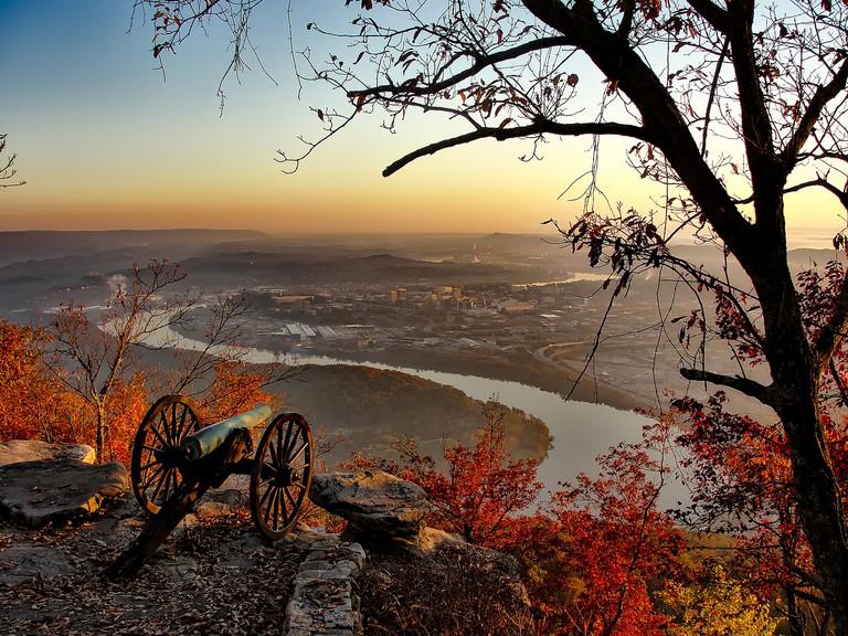 Chattanooga, TN   Public Domain/Pixabay