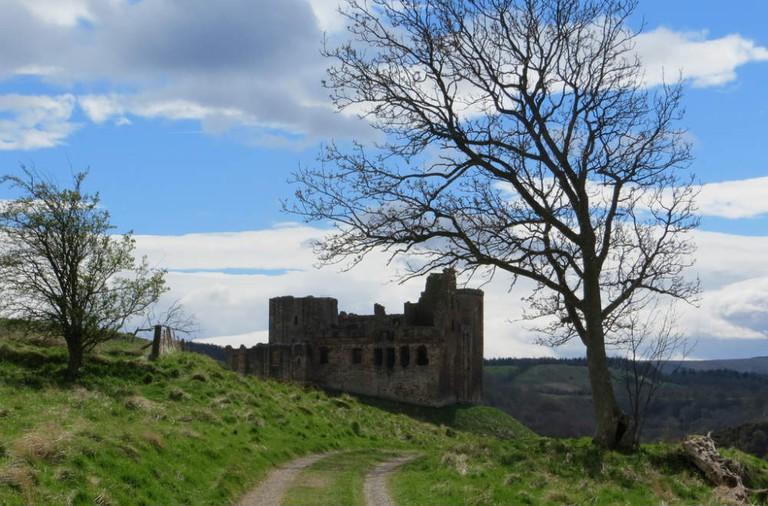 Crichton Castle | © alljengi/Flickr