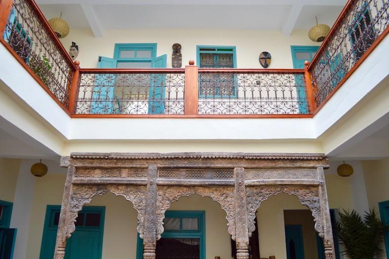 Riad Kafila in Essaouira | © Riad Kafila