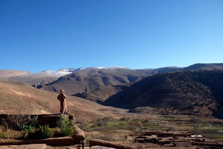 Touda EcoLodge views | © Said Marghadi