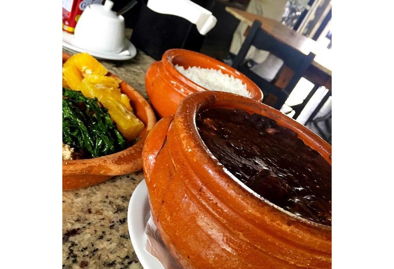 Feijoada from Academia da Cachaca |© courtesy of Academia da Cachaca