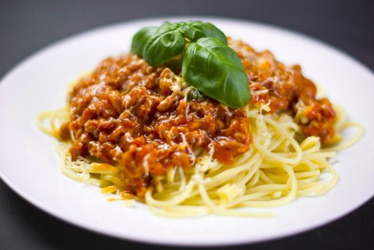 Spaghetti Bolognese/ ©Pexels