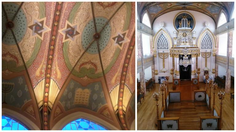 Sinagoga Histórica Justo Sierra | © Correogsk/WikiCommons / Mexch/WikiCommons