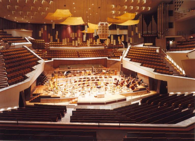 © Archives Berliner Philharmoniker