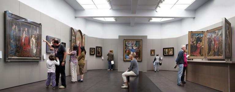 Groeningemuseum | © Jan D'Hondt / courtesy of Visit Bruges