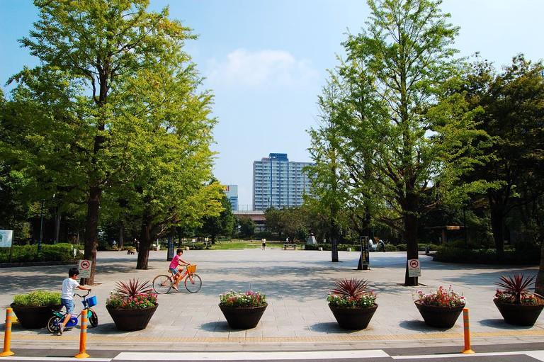 Hamacho Park
