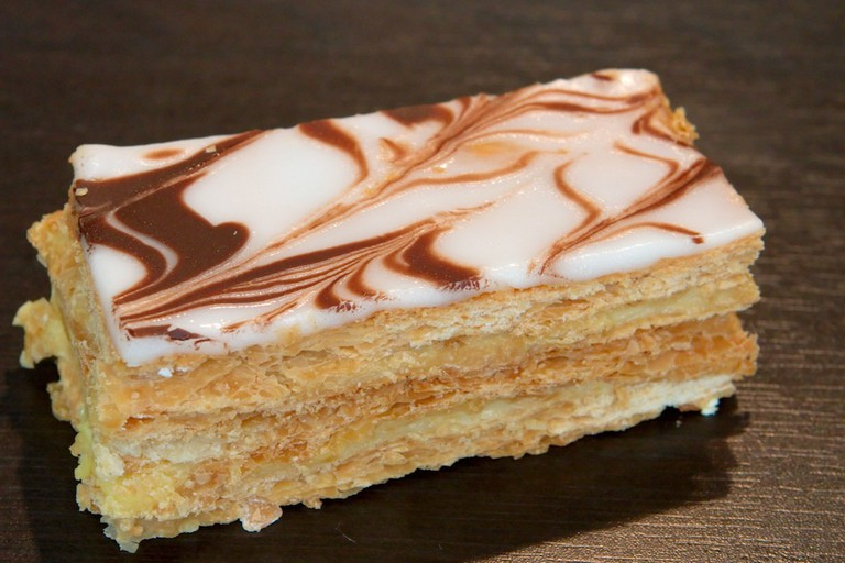 Mille-feuille/Wikimedia Commons