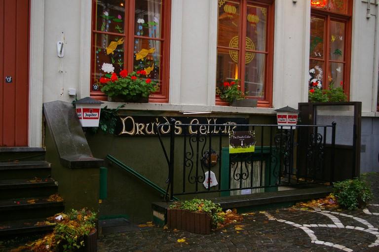 The Druid's Cellar